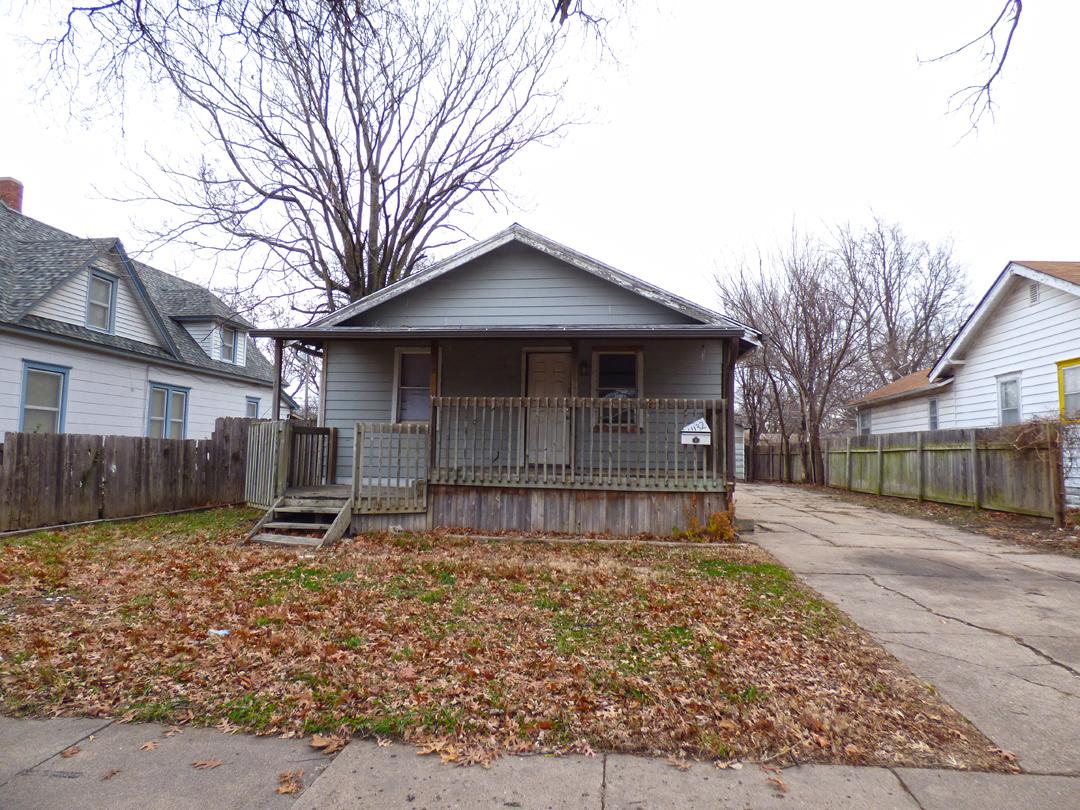1432 S Pattie St Wichita Ks Mccurdy Auction Real