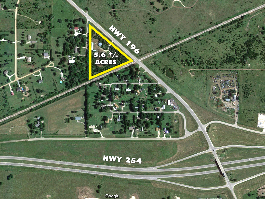 El Dorado Absolute 5 600 Sq Ft Bldgs On 5 6 Acre Site 4411 Sw Hwy 196 El Dorado Ks 67042 Mccurdy Auction Real Estate Specialists