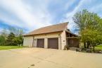 McCurdy Auction - (NW) 2+BR, 2-BA Home w/ 2-Car Gar