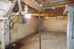 McCurdy Auction - (SE) 1-BR, 1-BA Home w/ 2-Car Gar & Studio