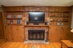 McCurdy Auction - (Hutchinson) 1,896 +/- Sq. Ft. Brick Home w/ 3-BR, 1.5-BA & 2-Car Gar.