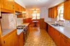 McCurdy Auction - (Arkansas City) 3-BR, 3-BA Home w/ 2-Car Gar & Outbuilding