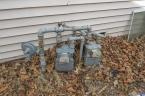 McCurdy Auction - (SE) Duplex w/ (1) 3-BR, 1-BA Unit and (1) 1-BR, 1-BA Unit & Det. Oversized 2-Car Gar.