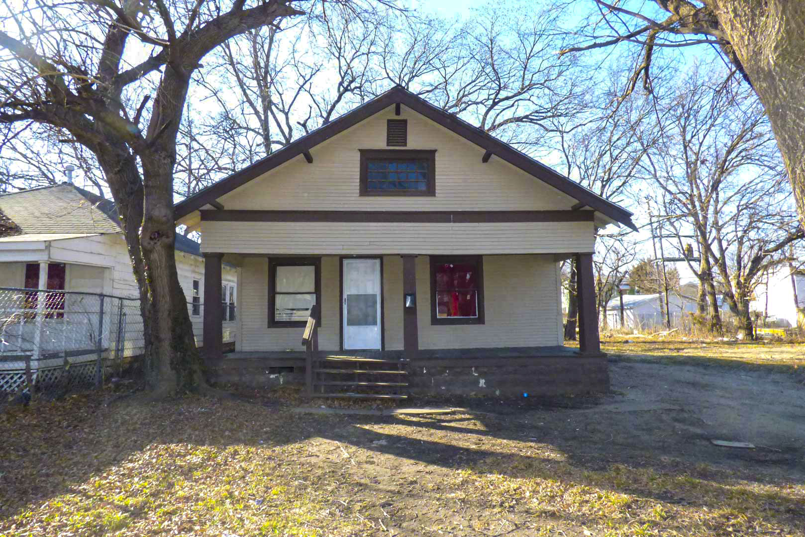 McCurdy Auction - (NE) ABSOLUTE | 2-BR, 1.5-BA Home
